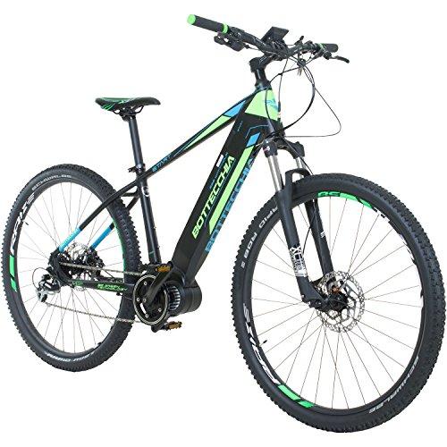 29 Zoll Botteccia BE 32 E-MTB SHIMANO ACERA E-bike Mountainbike Pedelec Mittelmotor, Rahmengrösse:48 cm