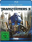 Transformers 3 3d Combo [Blu-ray]