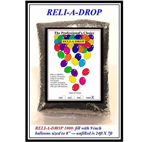reli-a-drop Ballon Drop - Ballon-netz