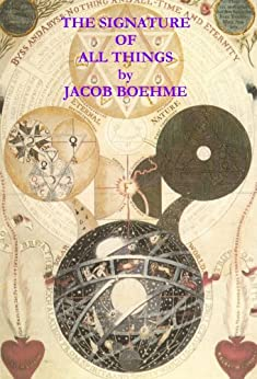 The Signature of All Things by [Boehme, Jacob]