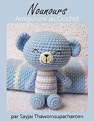 Nounours Amigurumi au Crochet