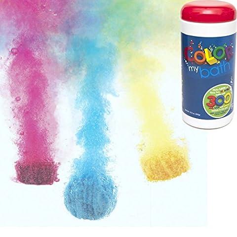 Color My Bath - Water Colour Changing Bath Tablets,