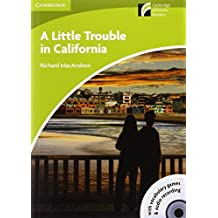 A Little Trouble in California Level Starter/Beginner with CD-ROM/Audio CD (Cambridge Discovery Readers) by Richard MacAndrew (2011-09-22)