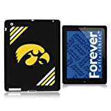 Forever Collectibles NCAA Herren Team Logo iPad Fall, herren, Iowa Hawkeyes, Einheitsgröße
