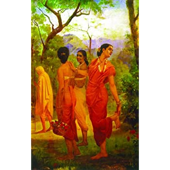 View Never-Seen-Before Lithographs by Raja Ravi Varma ... |Raja Ravi Varma Shakuntala
