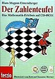 DER ZAHLENTEUFEL VON HANS MAGNUS ENZENSBERGER  (CD-ROM SPIEL!!!)