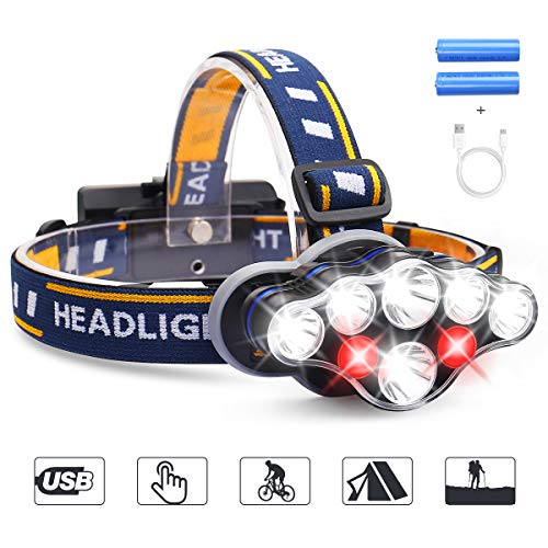 51UKZvcfOwL - Best Lightweight Running Head Torch