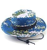Outdoor Hut Sonnenschutz Schatten abgerundeten Kanten Kopfbedeckung Alpine Hüte CP Tarnung Dschungel Hats Ben nepalesische Kappe Hat Frauen/Männer