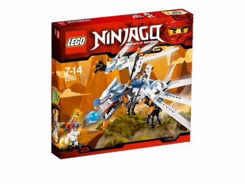 LEGO Ninjago 2260 - L'attacco del Dragone di Ghiaccio