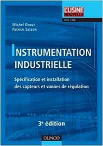 gratuitement instrumentation industrielle dunod