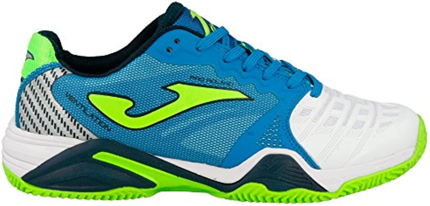 Joma T _ Prols _ 702 C Schuhe Running T. Pro Roland Clay 702 C bianco royal Shoes Fall