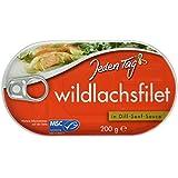 Jeden Tag MSC Willdlachsfil Dill, 2er Pack (2 x 200 g)