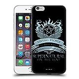 Head Case Designs Officiel Supernatural Saving People Logo Vecteurs Coque en Gel Doux Compatible avec iPhone 6 Plus/iPhone 6s Plus