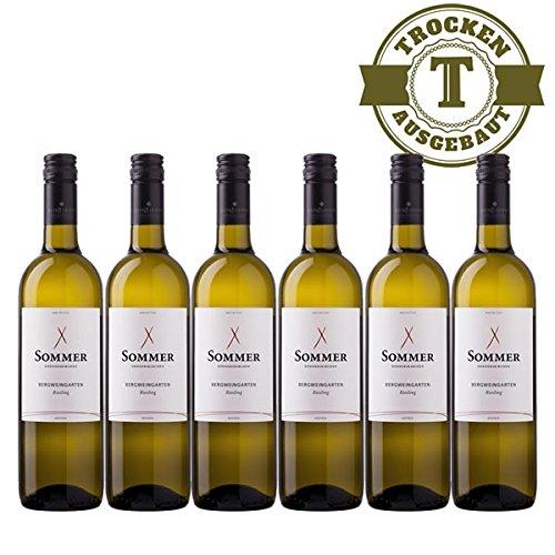 Weiwein-sterreich-Weingut-Sommer-Riesling-2015-trocken-6-x-075l-VERSANDKOSTENFREI
