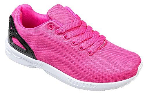 rosa Rosa gibra donna gibra Sneaker Sneaker xOqXOI