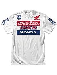 Troy Lee Designs Team Racing Ii T-Shirt Mixte