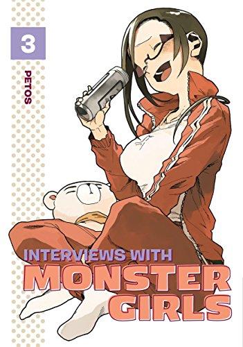 Interviews With Monster Girls 3 por Petos