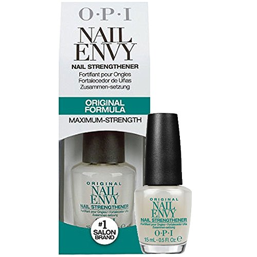 Nail Envy Original-Nagelhärter-Formel (maximale Stärke), 1 x 15 ml-Flasche. (Spring Crew Collection)