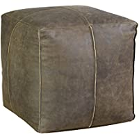 Amazon.it: pouf pelle - Marrone: Casa e cucina