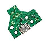 PS4 USB Port, ENDARK Ersatz USB Ladeanschluss Socket Board für Playstation 4 PS4 Controller JDS-011(1pc)