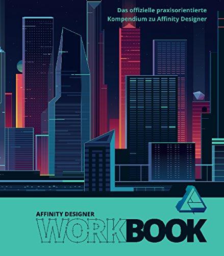 Affinity Designer Workbook (German Edition) Buch-Cover