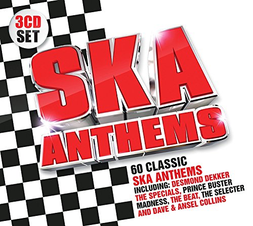 SKA Anthems CD or vinyl.  60 classic tracks from back in the day