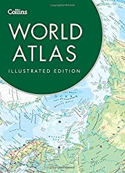 Collins World Atlas: Illustrated Edition by Collins Maps (2016-06-01)