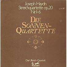 Streichquartette op.20 Nr.1-6 - Die Sonnen-Quartette [2xVinyl]