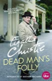 Front cover for the book Dead Man's Folly by Agatha Christie