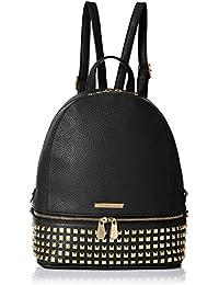 Stella Ricci Women's Backpack Bag (Black) (SR170BBLK)