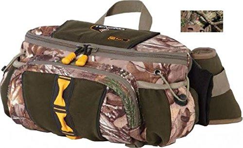 Tenzing TZ 721 Taillenbeutel für die Jagd, inkl. Handwärmer - Mossy Oak Infinity