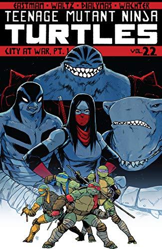 Teenage Mutant Ninja Turtles Vol. 22: City At War, Pt. 1 ...