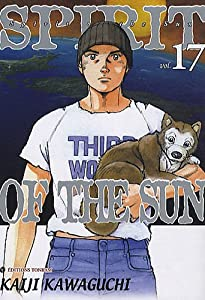 Spirit of the sun Edition simple Tome 17