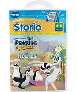 vtech livre jeu storio penguins of madagascar version anglaise import royaume uni. Black Bedroom Furniture Sets. Home Design Ideas
