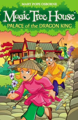 Magic Tree House 14: Palace of the Dragon King (English Edition)