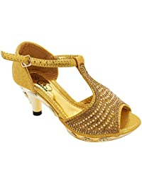 Londres calzado Trix–, las niñas 'bajo tacón sandalias zapatos