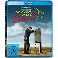 Zadzwoń do Saula - sezon 1 (Better Call Saul - Die komplette erste Staffel)