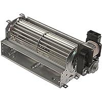 Querstromlüfter 19W Walze ø 60mm x 180mm passend für Electrolux Motor rechts 230V 50Hz auch passend für CB, Alpeninox Universal