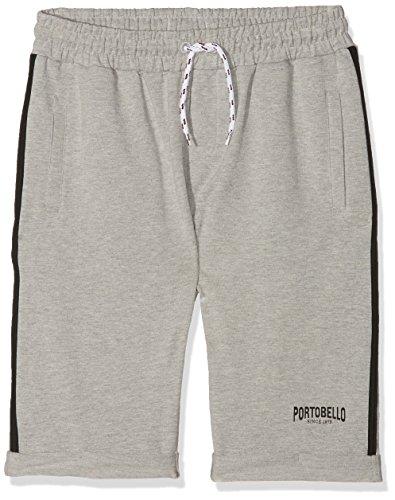 Pepe Jeans Jungen Badeshorts Ronic Teen, Grau (Grey Marl), X-Small