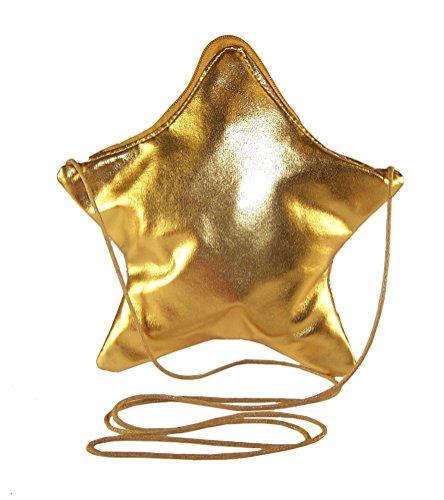 The Sparkle Club Goldstar, Borsa bambini oro Gold