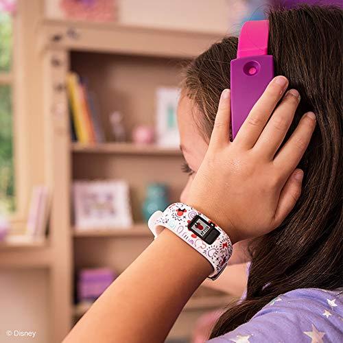 Garmin Vívofit Jr. 2 - Monitor de actividad para niños, Minnie Mouse (Banda ajustable)