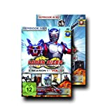 Kamen Rider Dragon Knight - Season 1, Vols. 1+2 (Episode 1-10) (8 DVDs)
