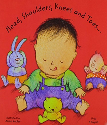 Preisvergleich Produktbild Head, Shoulders, Knees and Toes in Urdu and English (Board Books) (English and Urdu Edition) by Annie Kubler (2003-05-04)