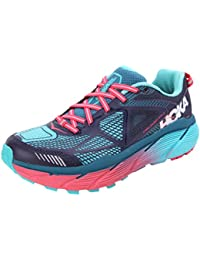 Hoka MAFATE SPEED 2, Scarpe Trail-running uomo, Midnight/Niagara, 44 2/3 EU