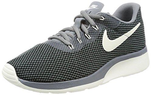 Nike Wmns Tanjun Racer, Scarpe da Ginnastica Donna Grigio (Cool Grey/Sail/Black)