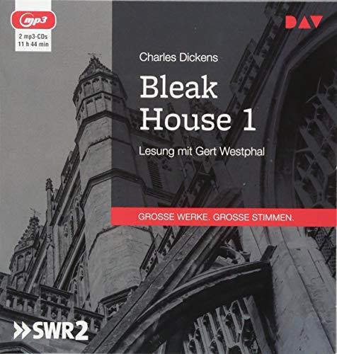 Bleak House 1: Lesung mit Gert Westphal (2 mp3-CDs)
