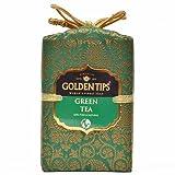 #9: Golden Tips Darjeeling Green Tea Brocade Bag (250g)