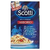 Riso Scotti - Riso Superfino, Arborio - 5 pezzi da 1 kg [5 kg]