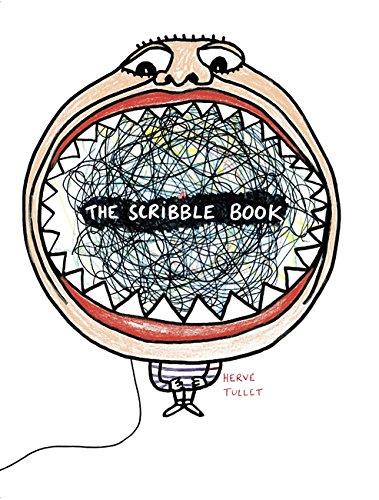 Scribble Book por Herve Tullet