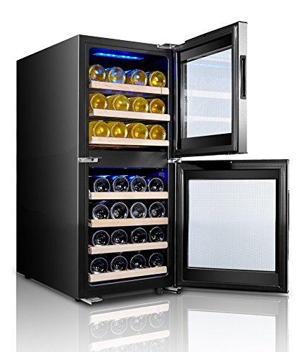 Weinkühlschrank Kalamera KRC-33DZF